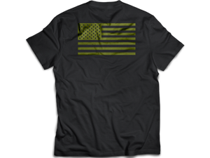 Tagged tee shirt - Wolf Tactical