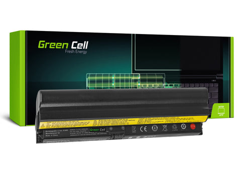 Green Cell Batteri til Lenovo X120 ThinkPad X100e X120e, Edge E10 11 / 11.1V 4400mAh