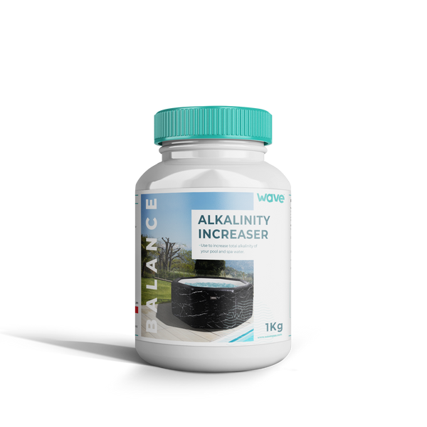 PRE-ORDER (Delivery May 29, 2021) - Hot Tub / Spa Premium Total Alkalinity Increaser 1 Litre