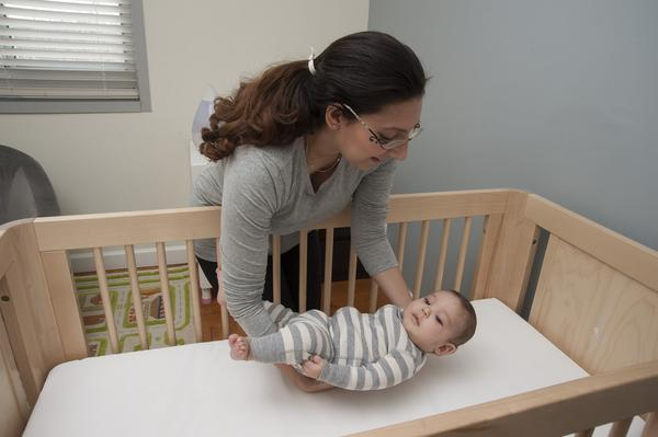 Safety series: Baby safety and sleeping