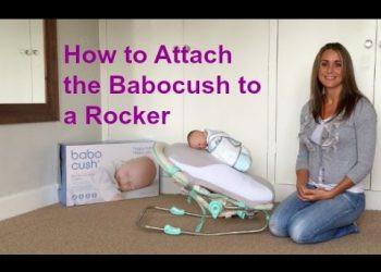 How Do I Attach The babocush To My Rocker? Is It Effective For Wind / Reflux / Colic?
