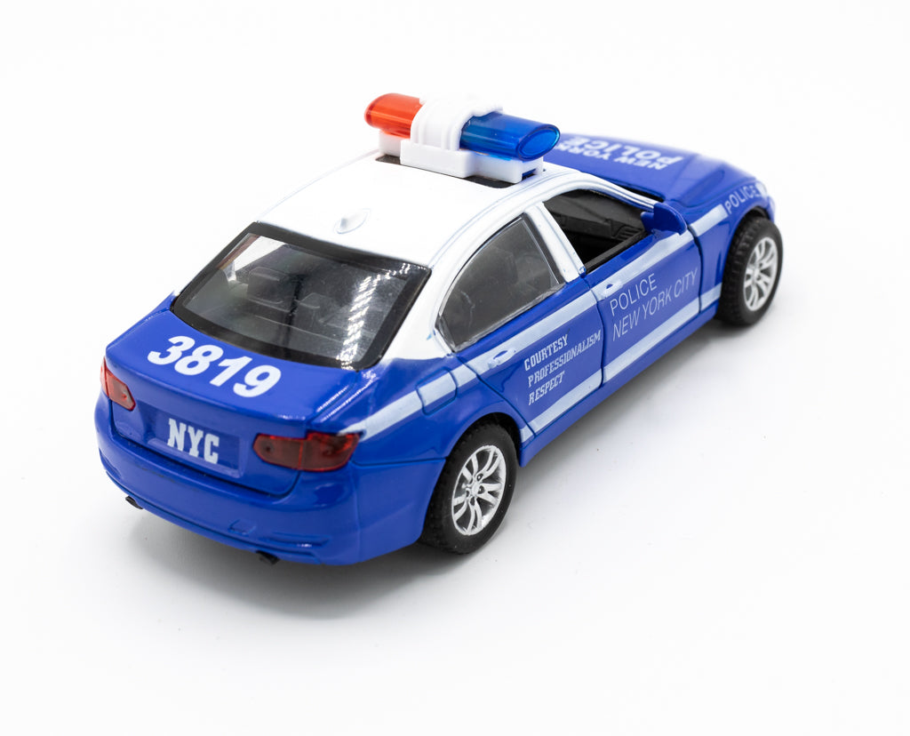 New NYPD Toy Car.