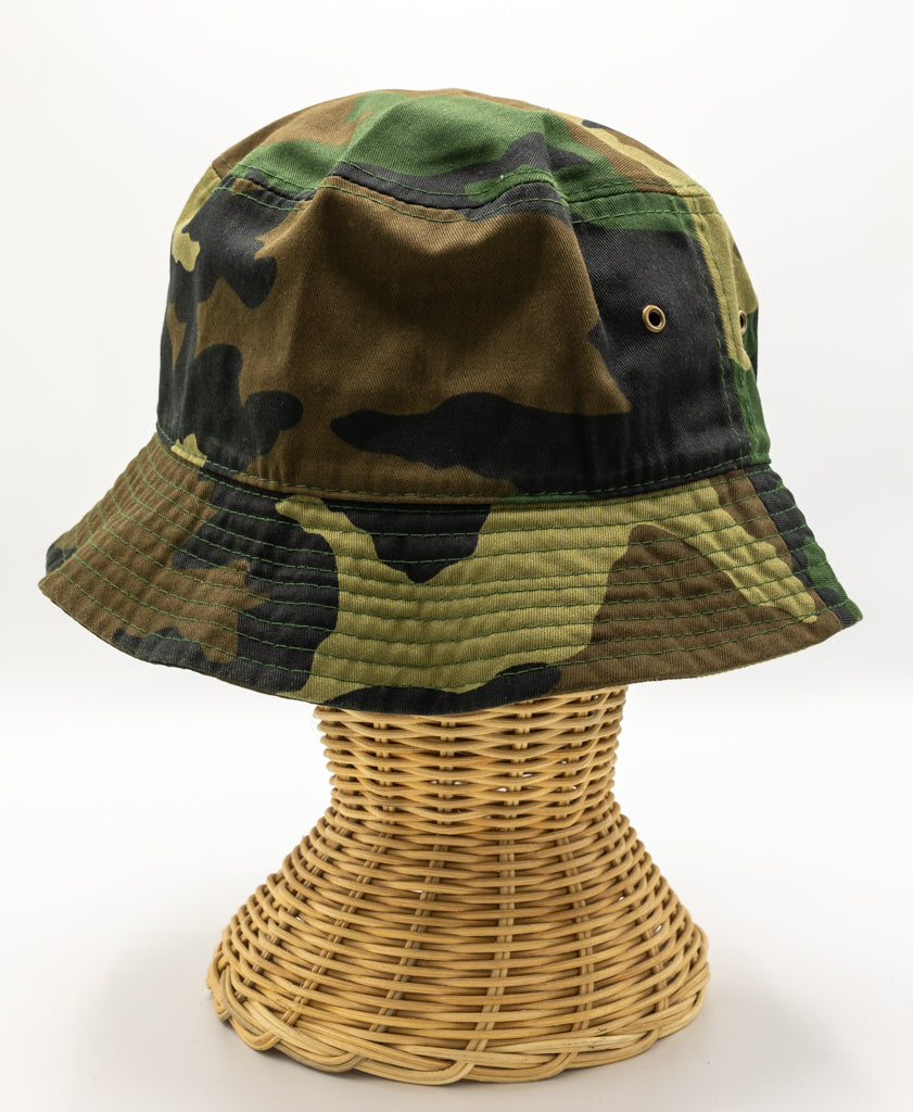 New Camouflage Bucket Hat L/XL.