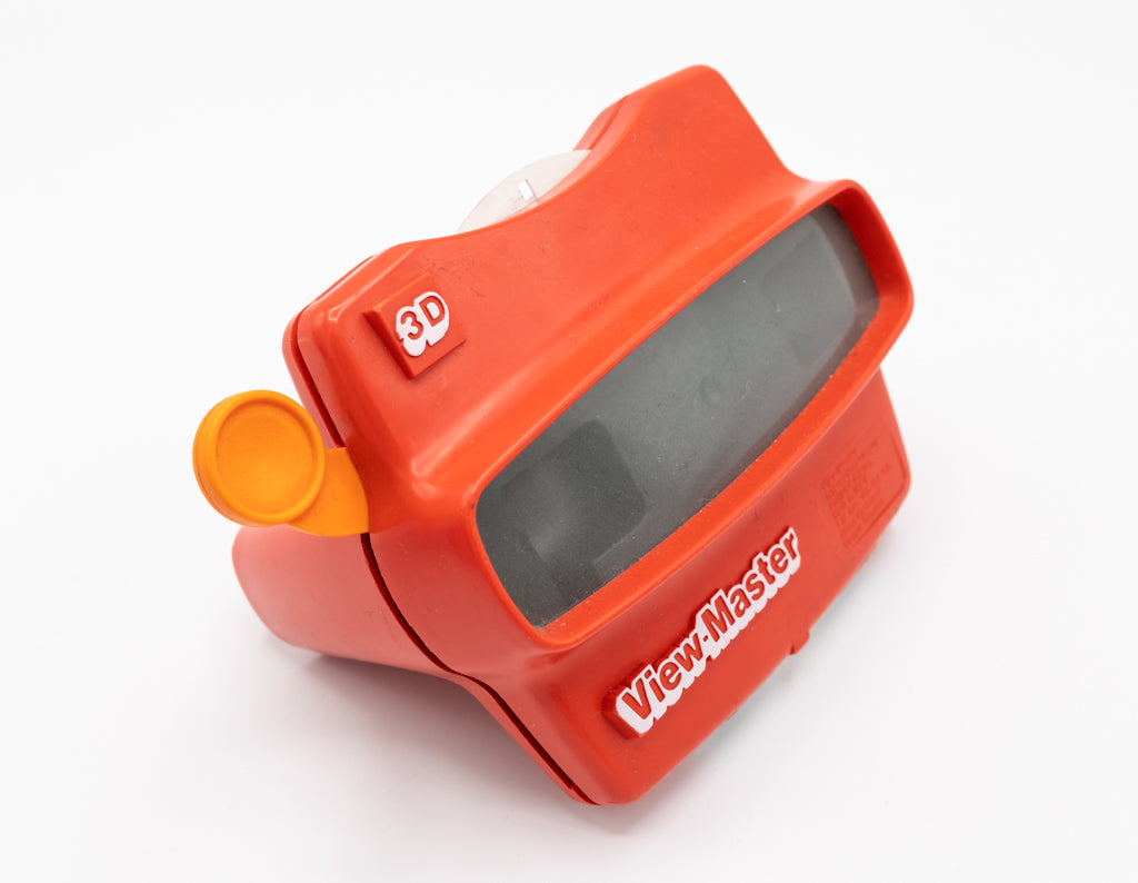 Classic Red View-Master 3D