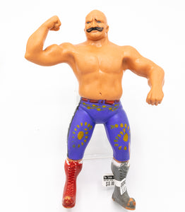 Vintage Iron Sheik WWF Toy by LGN