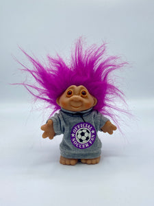 Soccer Fan Troll Doll
