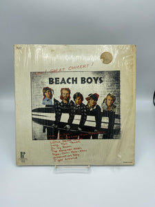The Beach Boys- Wow! Great Concert! Vinyl