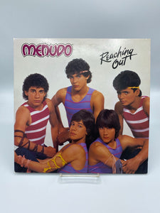 Menudo - Reaching Out Vinyl