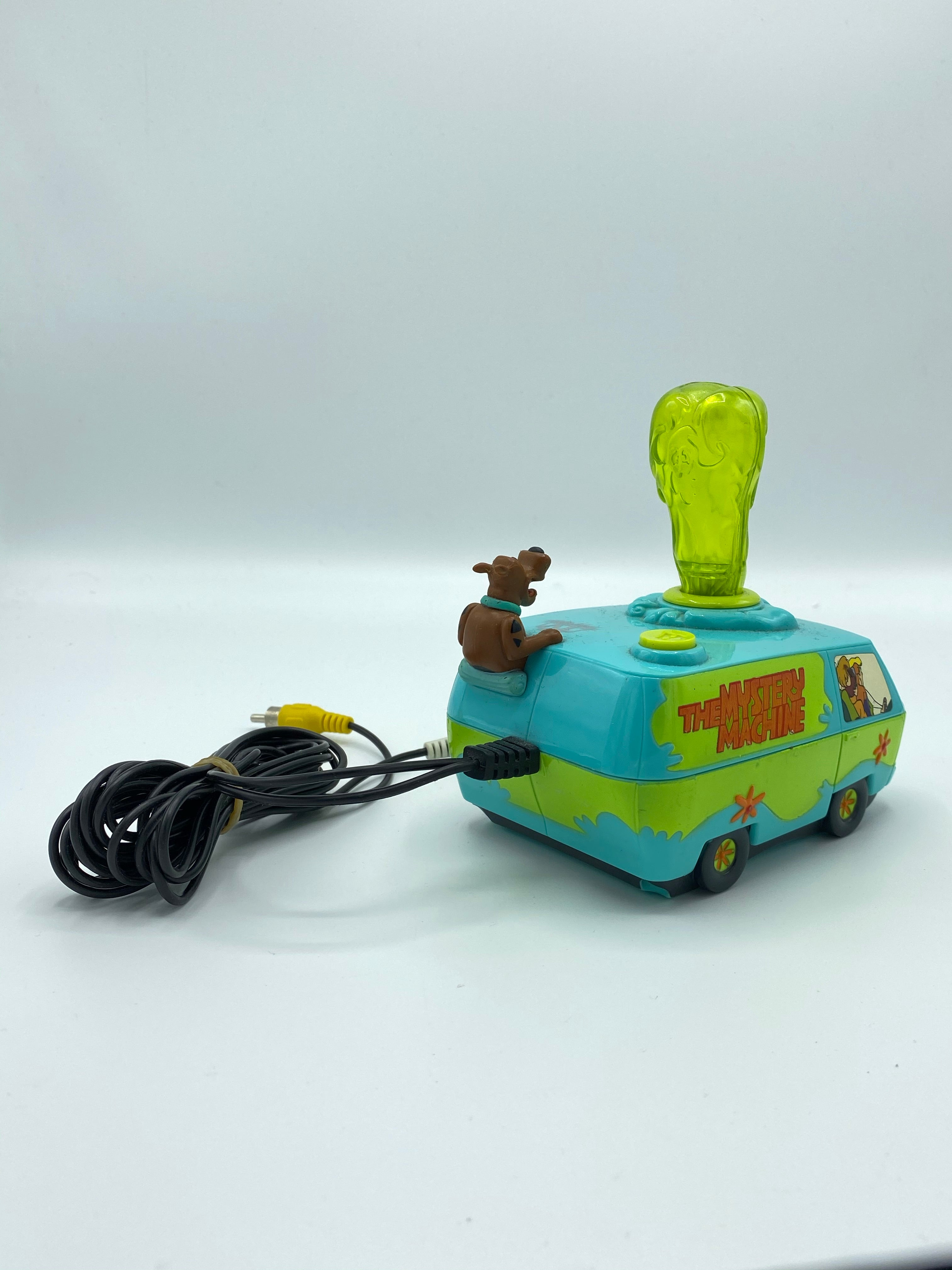Scooby Doo Plug-In TV Videogame