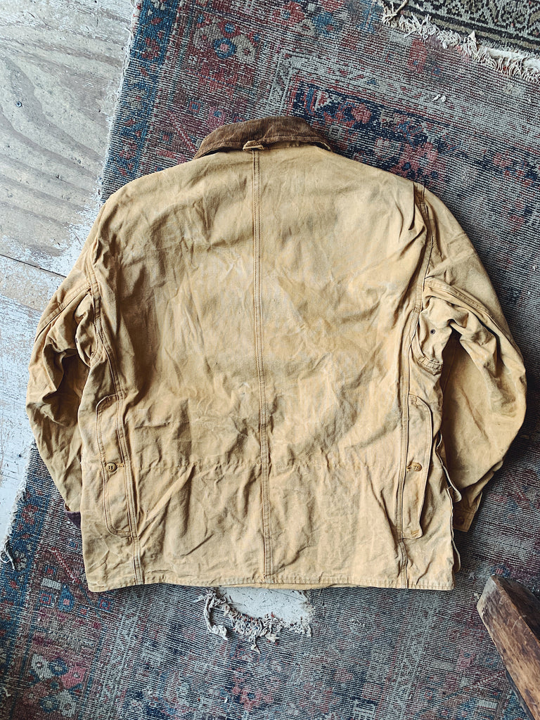 Vintage Drybak Canvas Hunting Jacket - Size Large