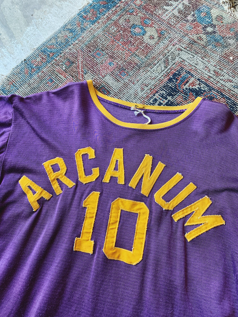 Vintage Arcanum Jersey - Size Small