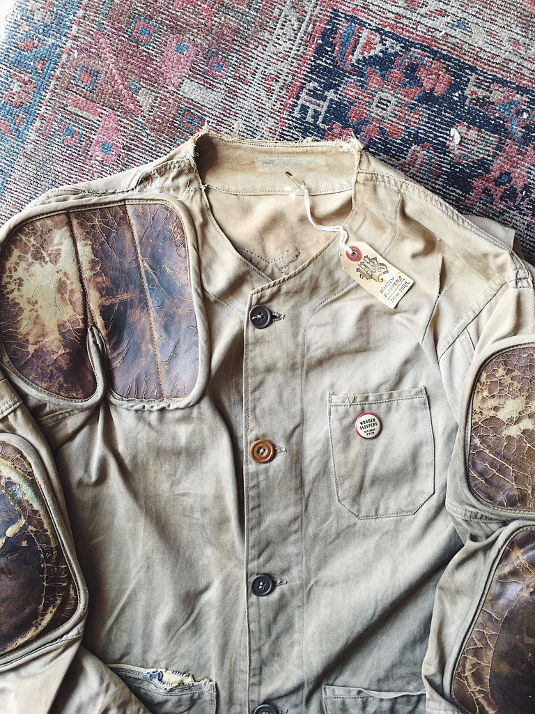 Vintage 10-X Shooting Jacket