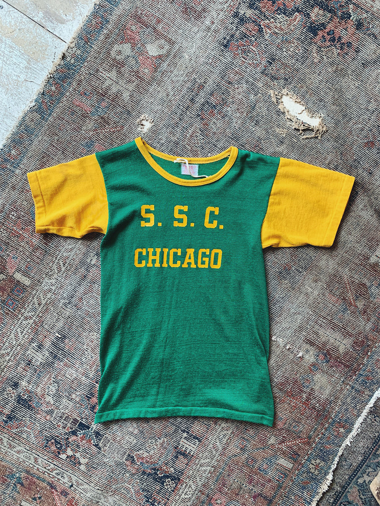 Vintage S.S.C. Chicago Jersey