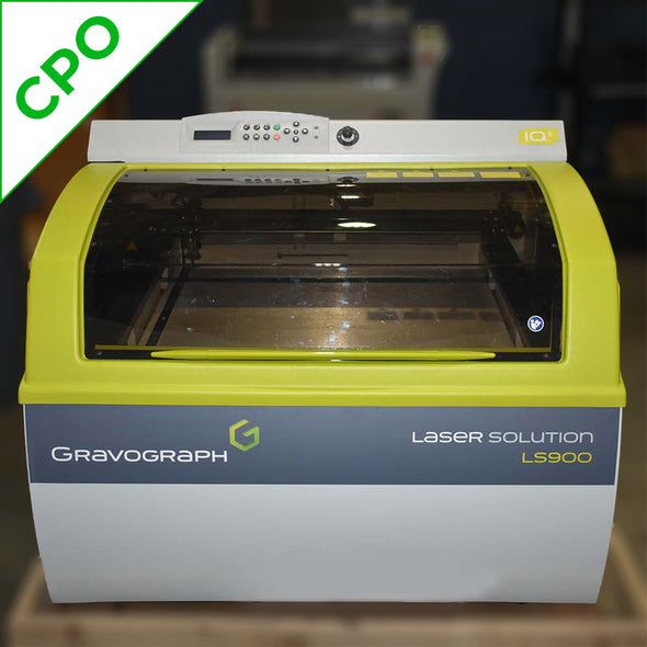 "Pre-Owned 24"" x 24"" LS900 Laser Cutter, Engraving Machine 60W"