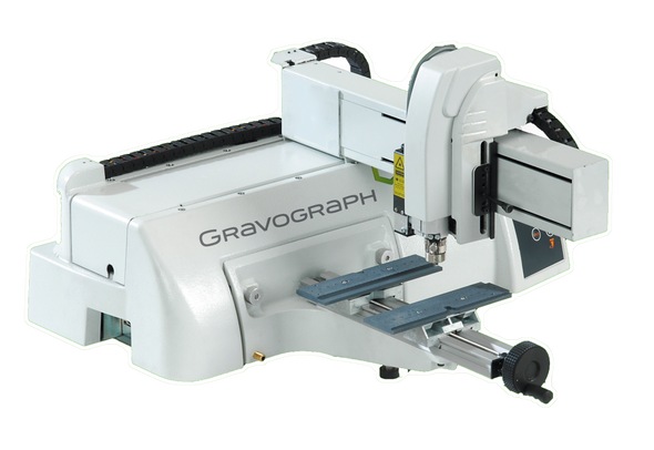 "NEW! 8"" x 12"" Rotary CNC M40 ABC Engraving Machine"