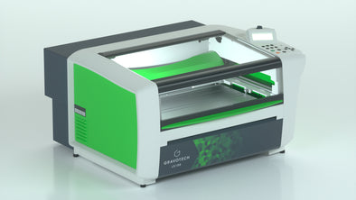 "NEW! 12"" x 24"" LS100EX Energy Laser Cutter, Engraving Machine 25W"