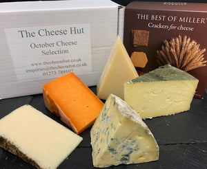 October Cheese Selection