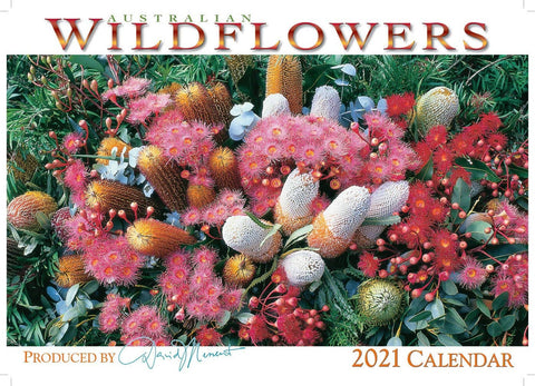 2021 Mini-Calendars by David Messent (Vast Selection)