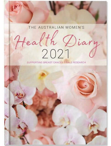 The Australian Woman's Health Diary 2021
