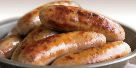 Traditional Irish Pork Sausages
