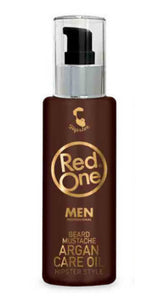 Red One Conditioning Beard & Mustache Argan Oil