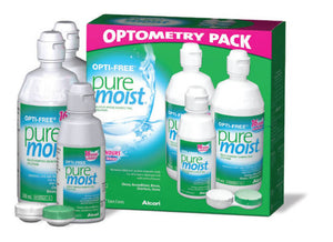 Opti-Free Pure Moist Multi-Purpose Disinfecting Solutions