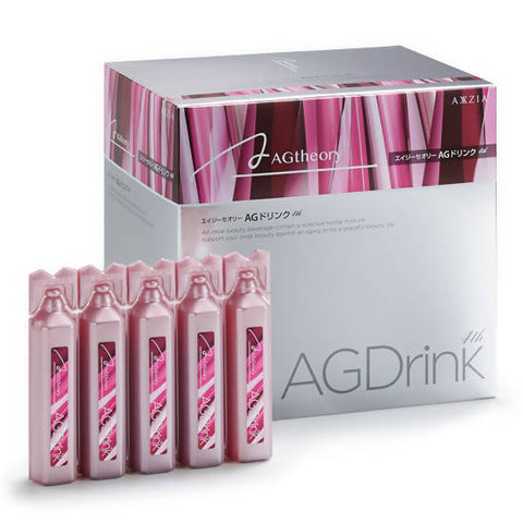 Axxzia AGtheory AG Drink 30 Day Box