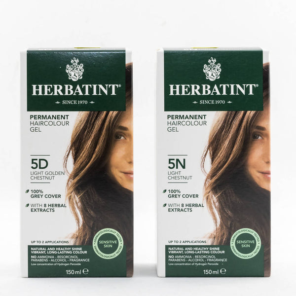 Herbatint - Permanent Hair Colour Gel