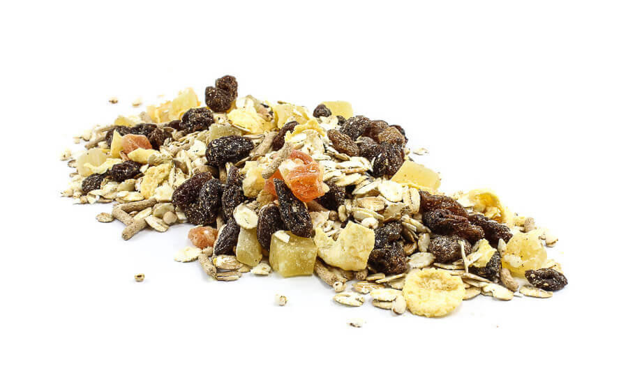 Tropical Muesli 98% Fat Free