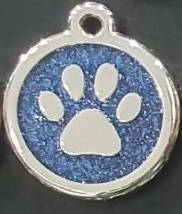 Glam Pet ID Tags