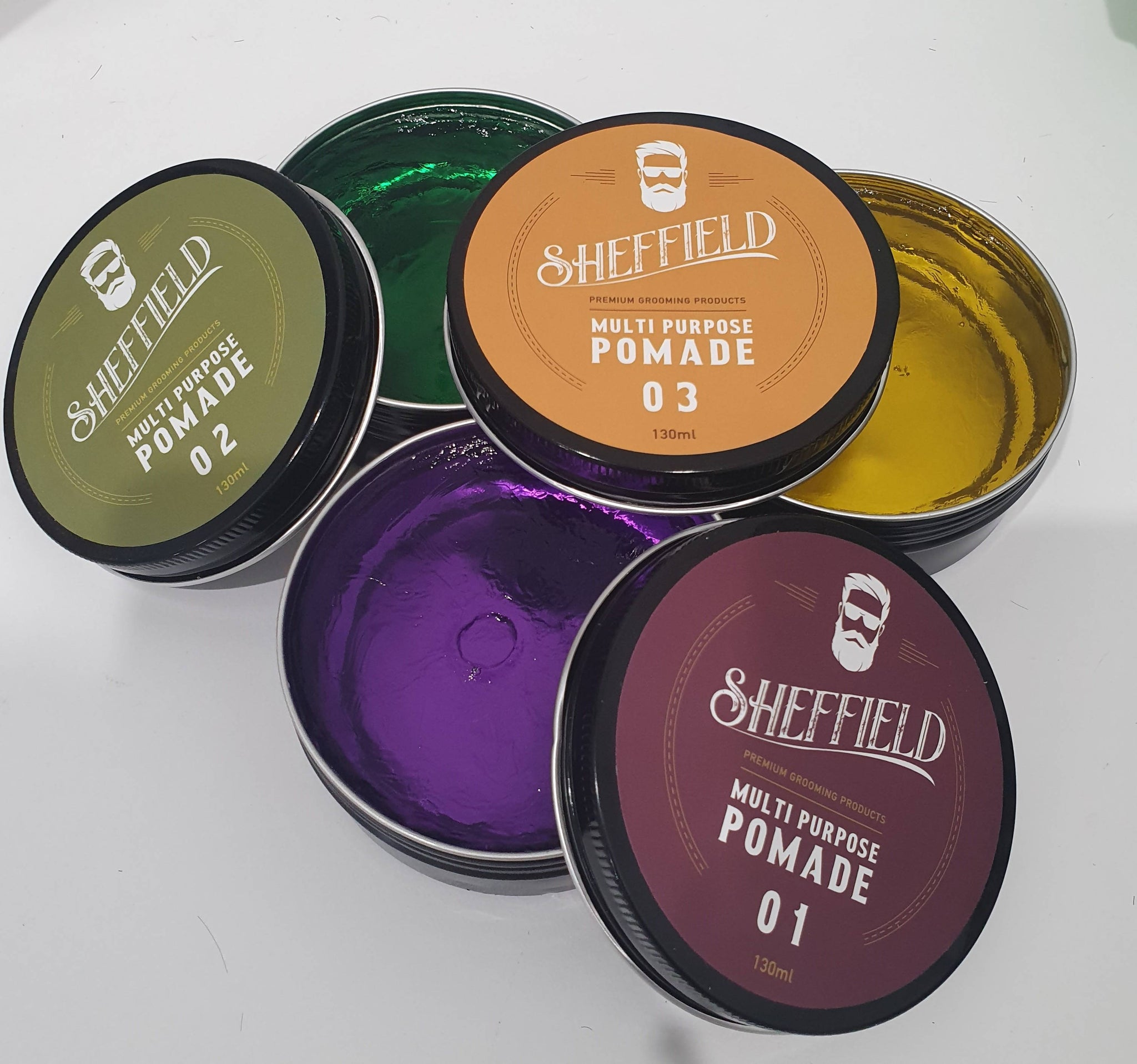 Sheffield Premium Grooming Product - Pomade
