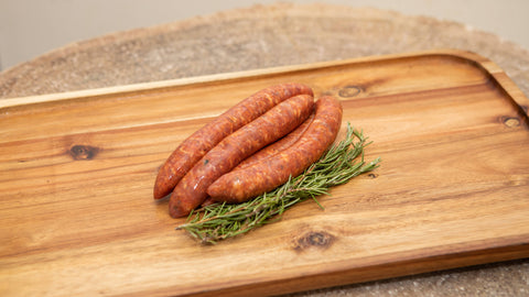 Homemade Italian Sausages