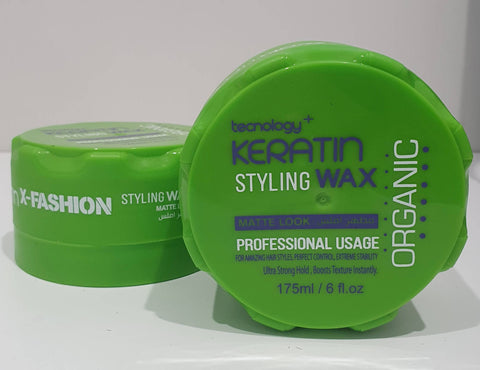 X-Fashion Keratin Styling Wax