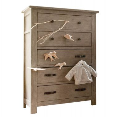 Relic Tall 5-Drawer Dresser