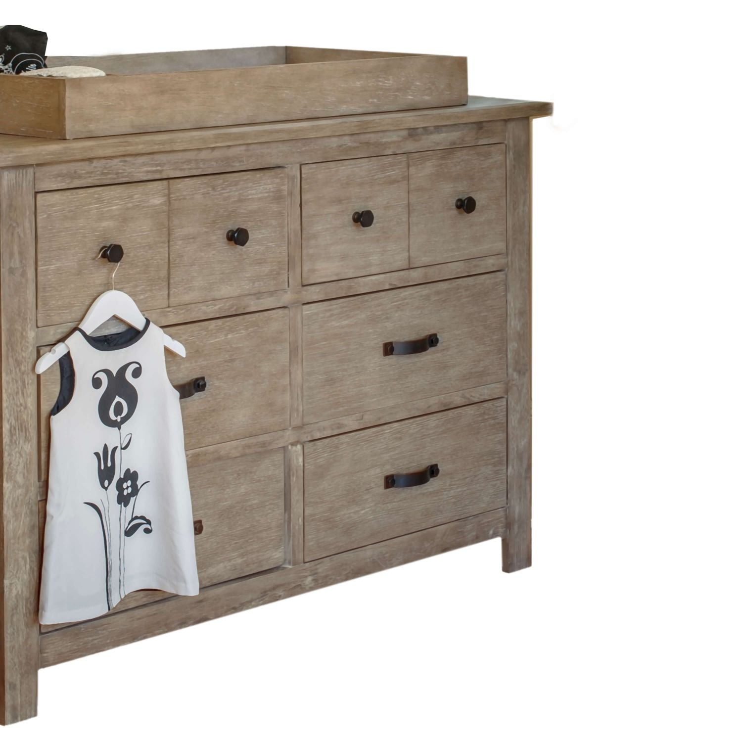 Relic 6-Drawer Dresser