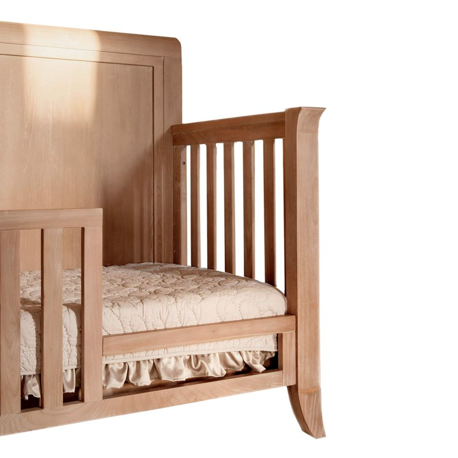 Cameo Sleigh Crib Toddler Bed Conversion Kit