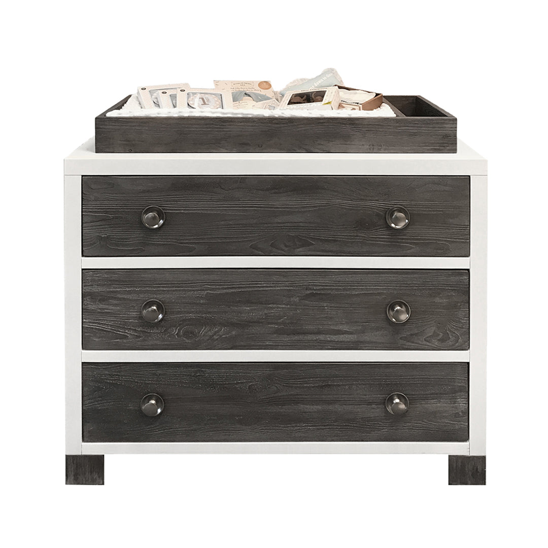 True 3-Drawer Dresser