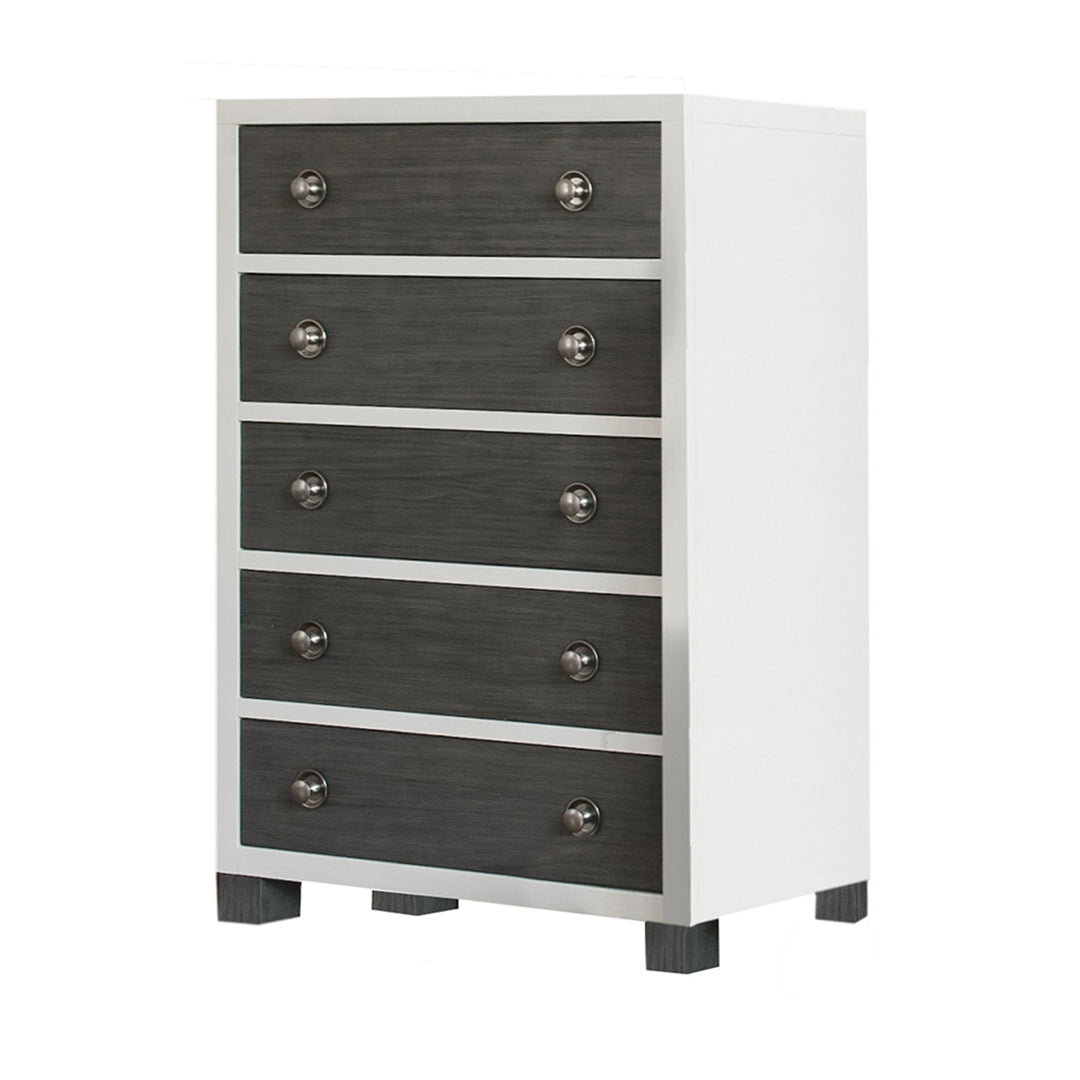 True 5-Drawer Dresser