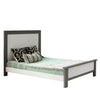 True Convertible Full Bed [Low Profile Footboard]