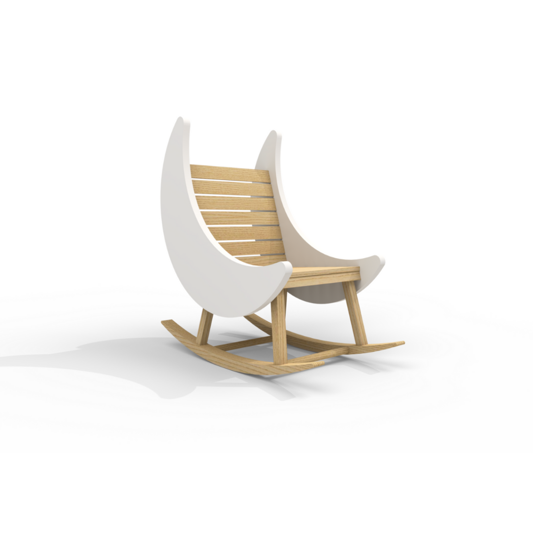 Crescent Moon Rocker