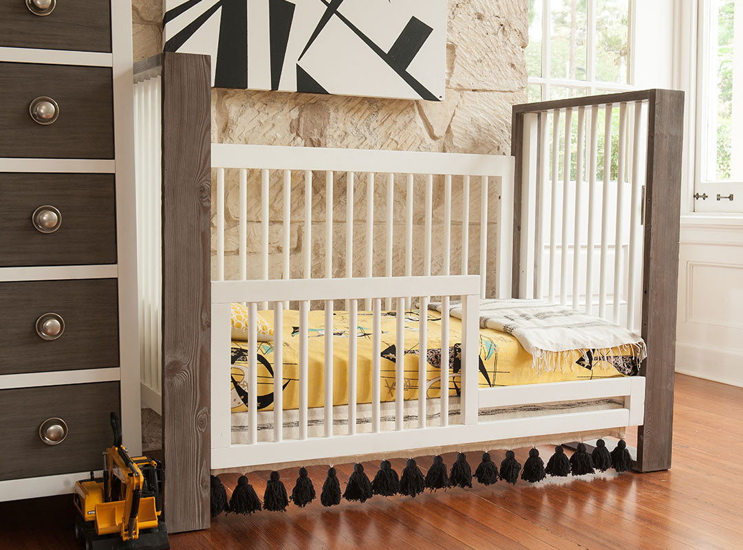 True Traditional Toddler Bed [Conversion Kit]