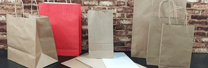 We Have All Types Of Paper Bags ...