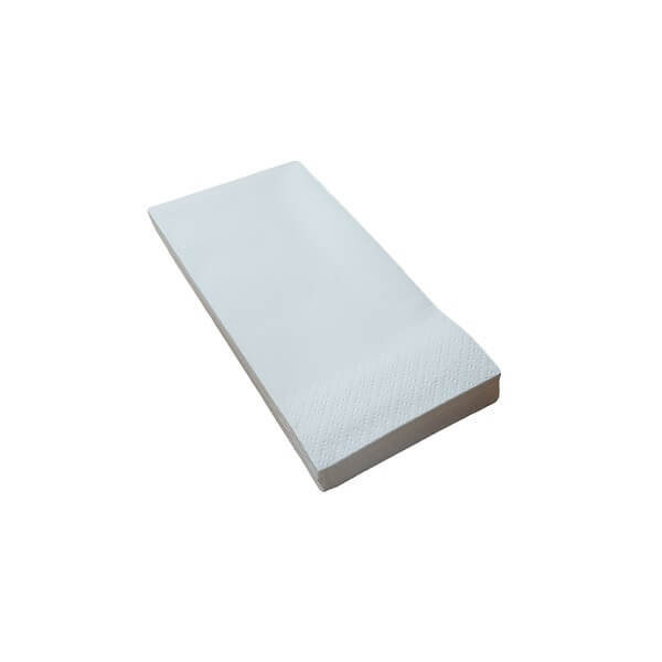 2ply Lunch GT Fold - White Napkins