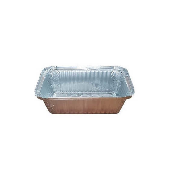 7219 Shallow Take Away - Foil Container