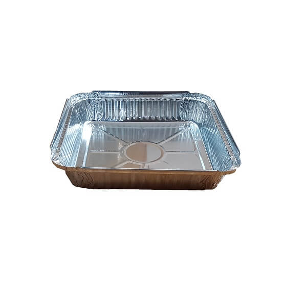 7223 Multi Server Tray - Foil Container