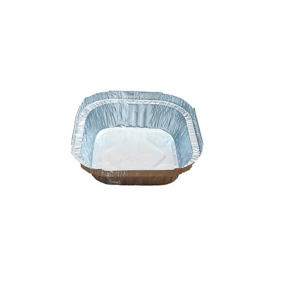 7313 Deep Square - Foil Container