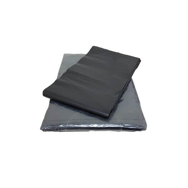 54lt - Black Garbage Bags
