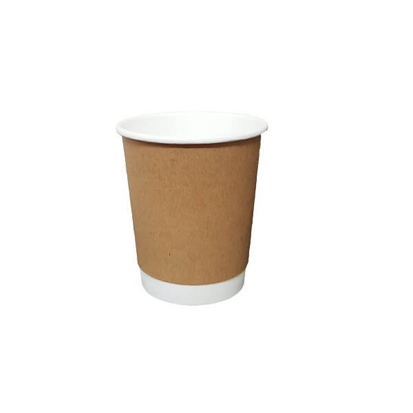 Kraft Double Wall Paper Cups | BSB Packaging