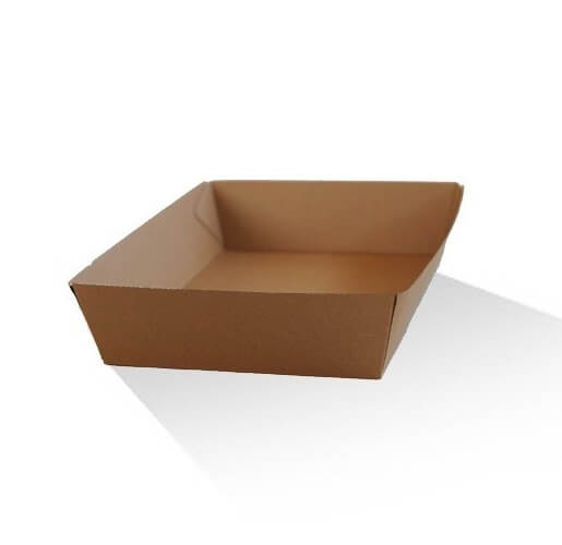 Brown Corrugated Trays