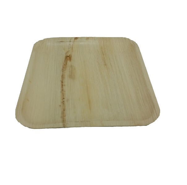 ECO Palm leaf square plates | BSB Packaging